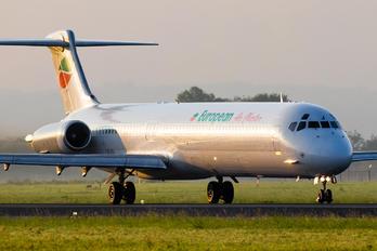 LZ-LDJ - European Air Charter McDonnell Douglas MD-82