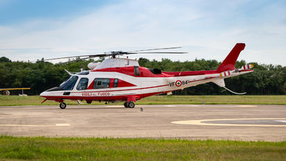 VF-84 - Italy- Vigili Del Fuoco Agusta Westland AW109 E Power Elite