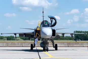43 - Hungary - Air Force SAAB JAS 39D Gripen