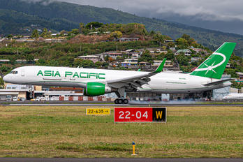 N688SL - Asia Pacific Airlines Boeing 757-200