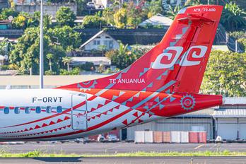F-ORVT - Air Tahiti ATR 72 (all models)