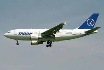 YR-LCC - Tarom Airbus A310