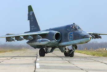 15 - Russia - Air Force Sukhoi Su-25SM