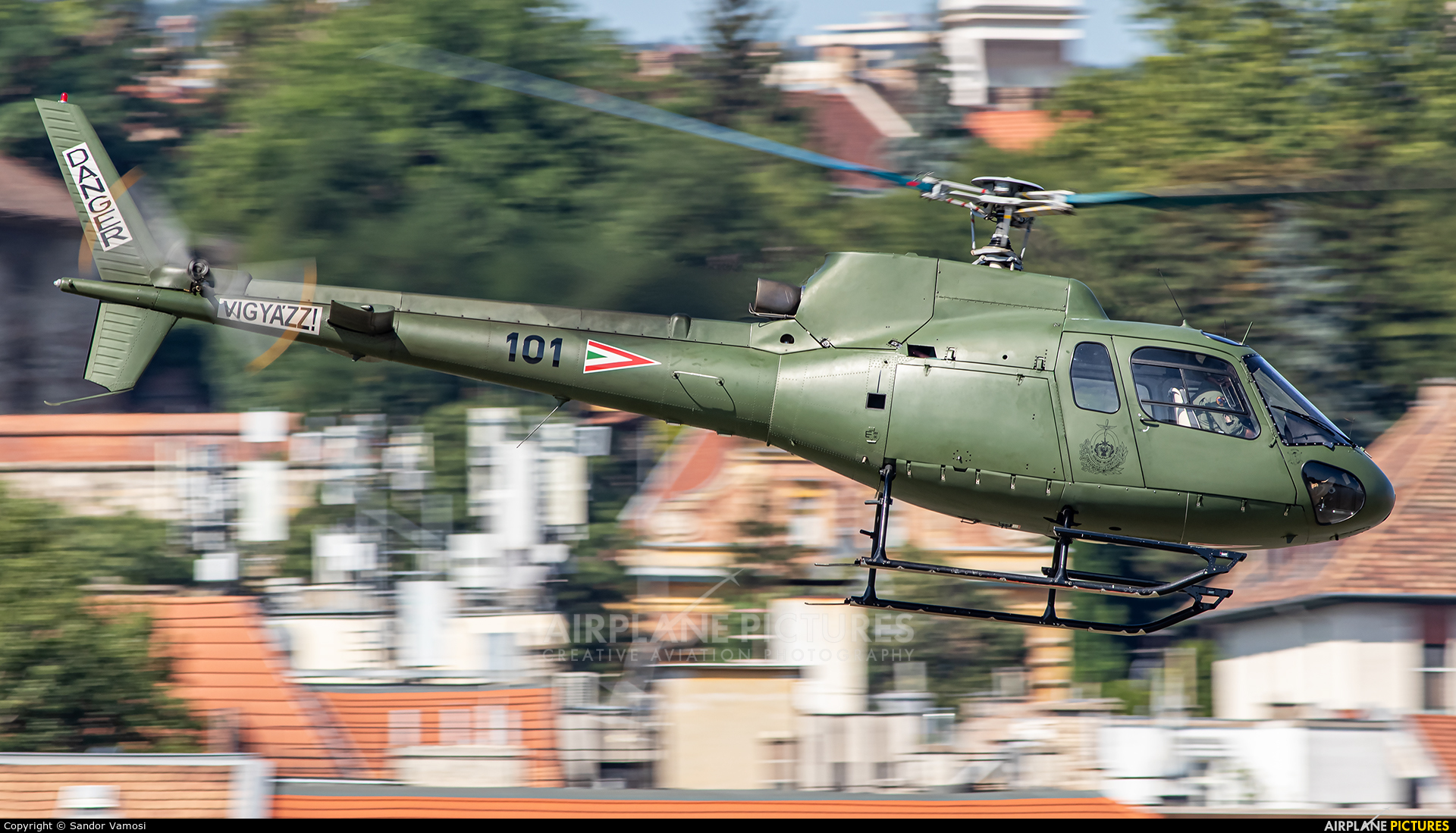 Hungary - Air Force 101 aircraft at Off Airport - Hungary