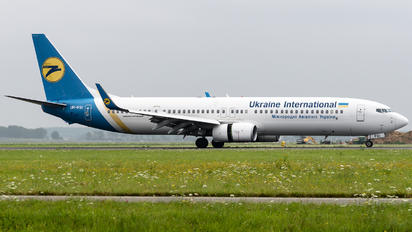 UR-PSI - Ukraine International Airlines Boeing 737-900ER