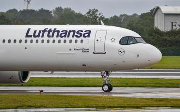D-AIEJ - Lufthansa Airbus A321 NEO