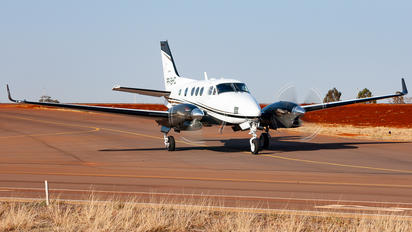 PP-SHC - Private Beechcraft 90 King Air