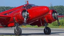 N868L - Private Beechcraft 18 Twin Beech S series aircraft