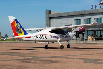 YR-SSA - Private Tecnam P2008JC