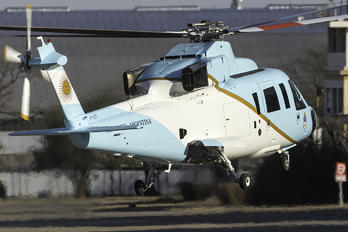 H-03 - Argentina - Air Force Sikorsky S-76B