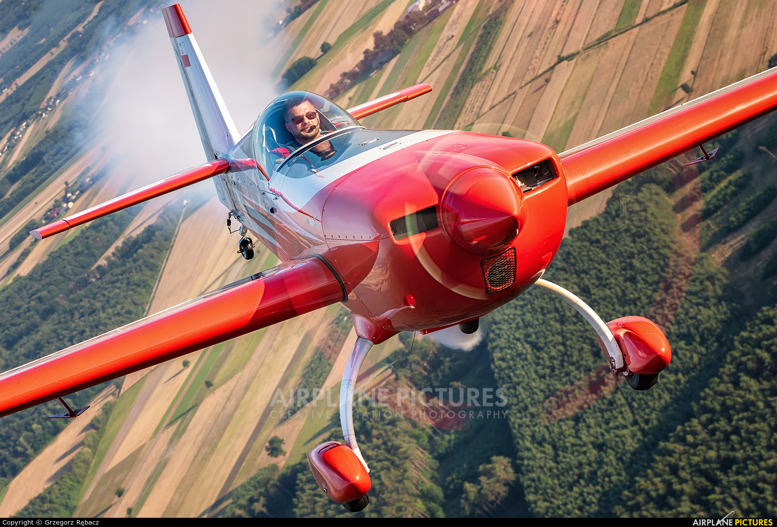 Private SP-TLC aircraft at In Flight - Poland