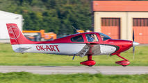OK-ART - Private Cirrus SR22 aircraft