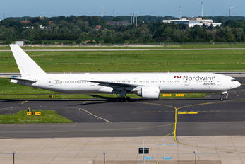 VP-BJO - Nordwind Airlines Boeing 777-300ER