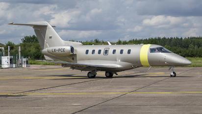LX-PCE - Jetfly Aviation Pilatus PC-24