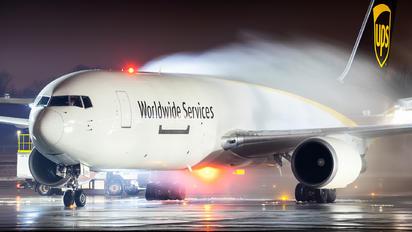 N311UP - UPS - United Parcel Service Boeing 767-300F