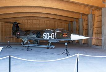 MM6781 - Italy - Air Force Lockheed F-104S ASA Starfighter