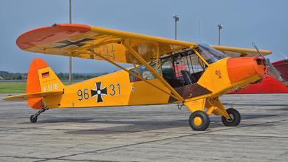 D-EFTB - Private Piper PA-18 Super Cub