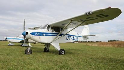 OY-ACS - Private Piper PA-22 Colt