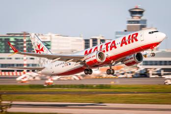 9H-VUF - Malta Air Boeing 737-8-200 MAX