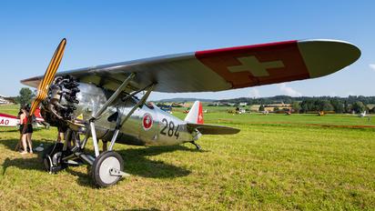 HB-RAI - Private Dewoitine D.26