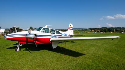 D-GMVF - Private Beechcraft 95 Travel Air