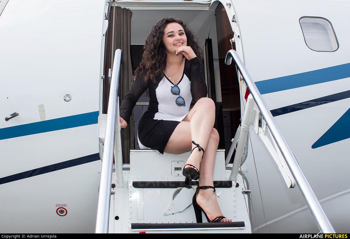 - Aviation Glamour TG-JLG aircraft at Guatemala - La Aurora
