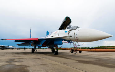 56 - Russia - Air Force Sukhoi Su-35S