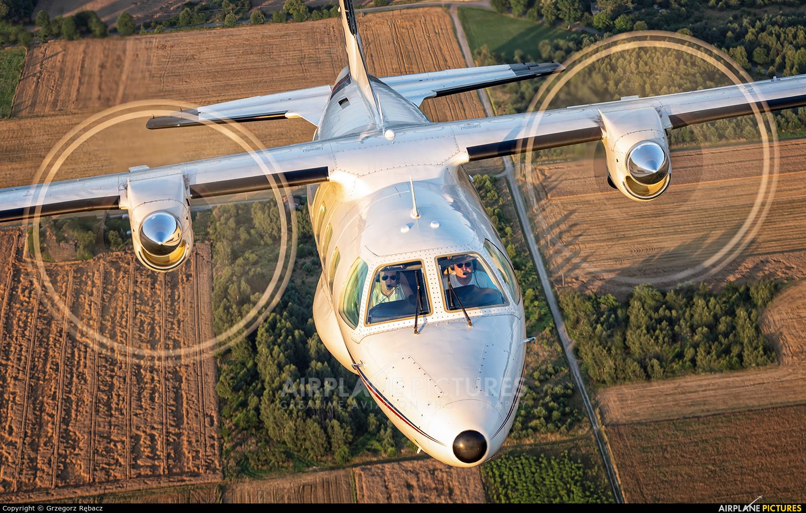 Private N105WM aircraft at In Flight - Poland