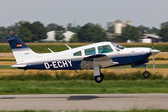 D-ECHY - Private Piper PA-28 Arrow