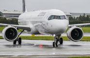 D-AIEJ - Lufthansa Airbus A321 NEO aircraft