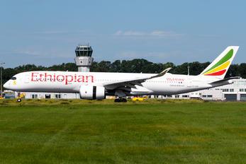 ET-AVB - Ethiopian Airlines Airbus A350-900