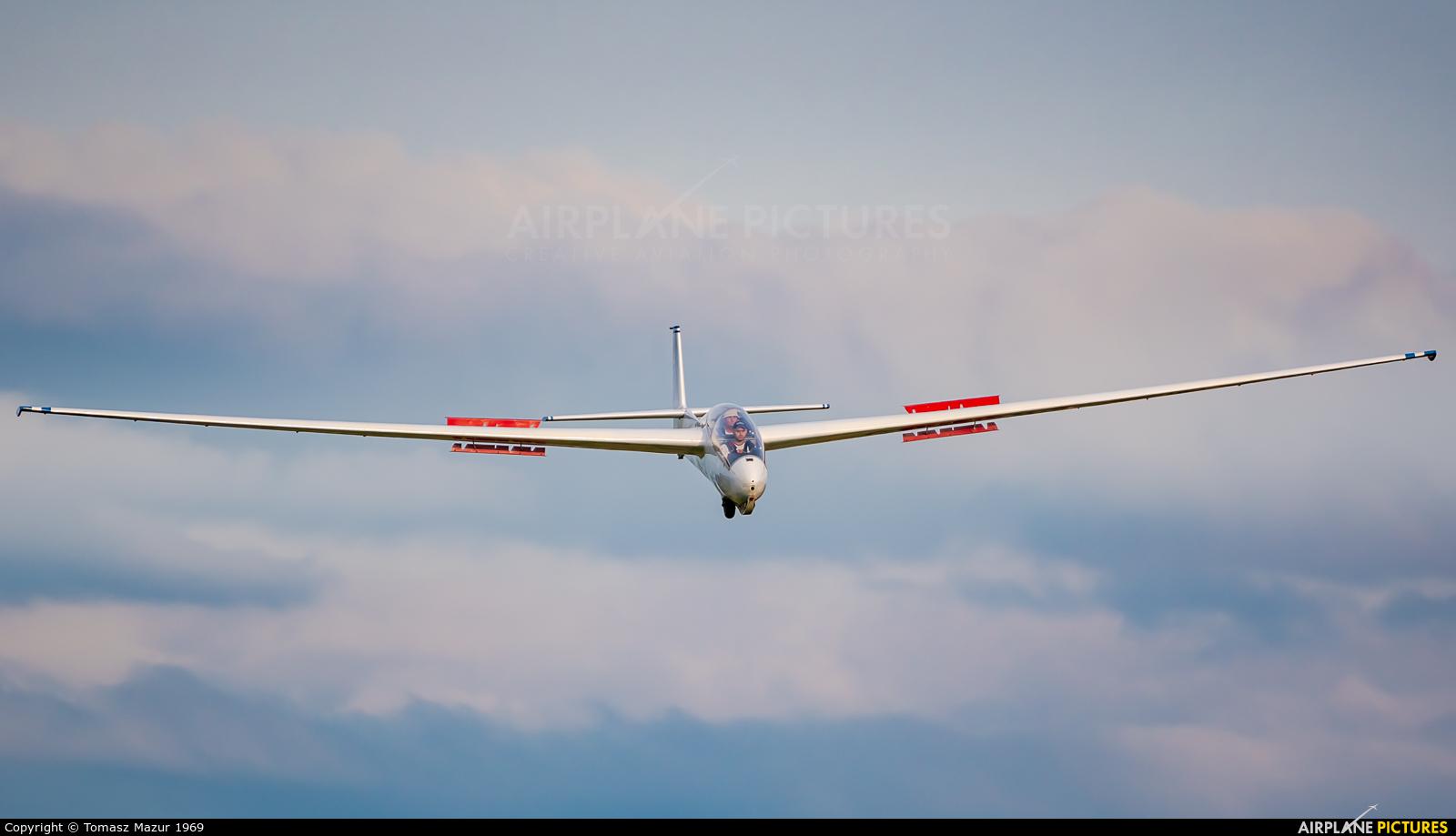 Aeroclub ROW SP-4082 aircraft at Rybnik - Gotartowice