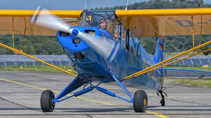 D-EHCK - Private Piper PA-18 Super Cub