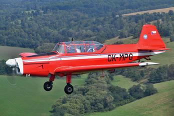 OK-MPG - Aeroklub Vyskov Zlín Aircraft Z-226 (all models)