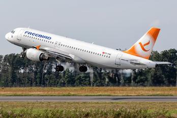 TC-FHC - FreeBird Airlines Airbus A320