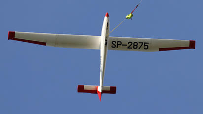 SP-2875 - Private PZL SZD-30 Pirat