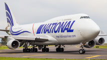 N702CA - National Airlines Boeing 747-400BCF, SF, BDSF aircraft