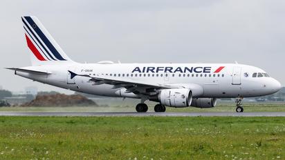 F-GRXK - Air France Airbus A319