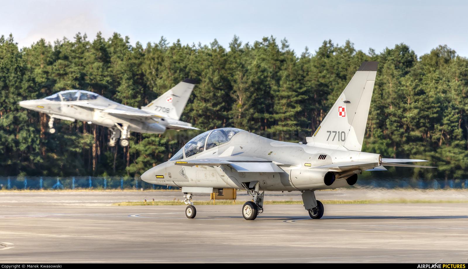 Poland - Air Force 7710 aircraft at Dęblin - Museum of Polish Air Force