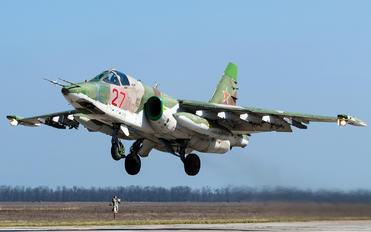 27 - Russia - Air Force Sukhoi Su-25