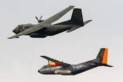 Luftwaffe retires its Transall C-160s fleet title=