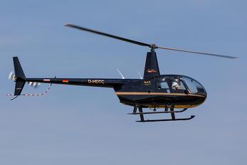 D-HDTC - Private Robinson R44 Raven II