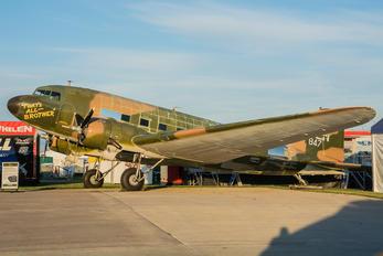 N88874 - Commemorative Air Force Douglas C-47A Skytrain