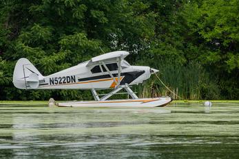 N522DN - Private Piper PA-22 Tri-Pacer