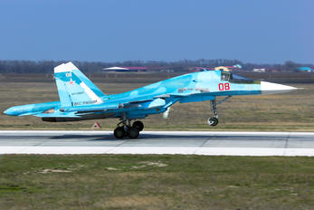 08 - Russia - Air Force Sukhoi Su-34