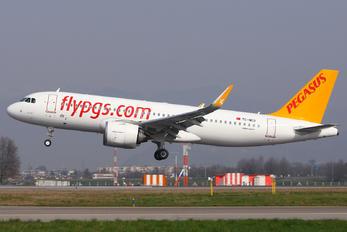 TC-NCO - Pegasus Airbus A320 NEO