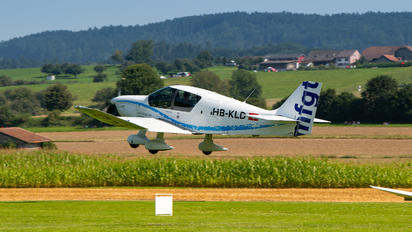 HB-KLD - Private Robin DR.400 series