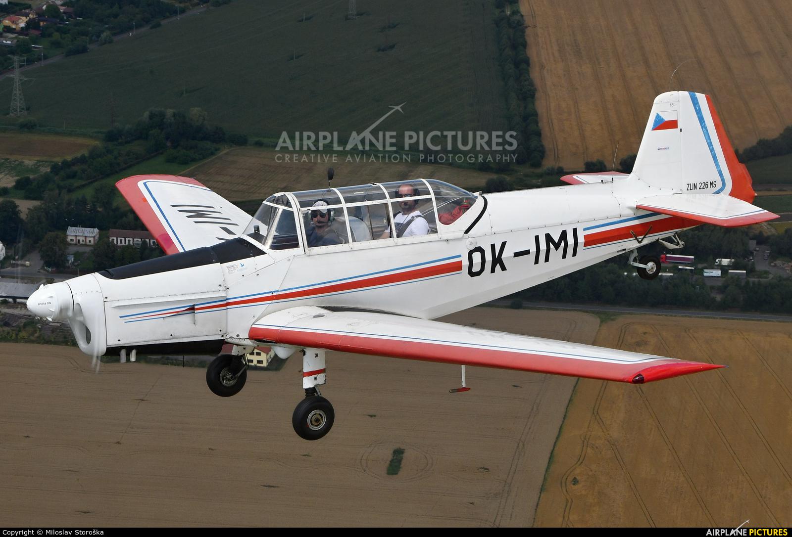 Private OK-IMI aircraft at In Flight - Czech Republic
