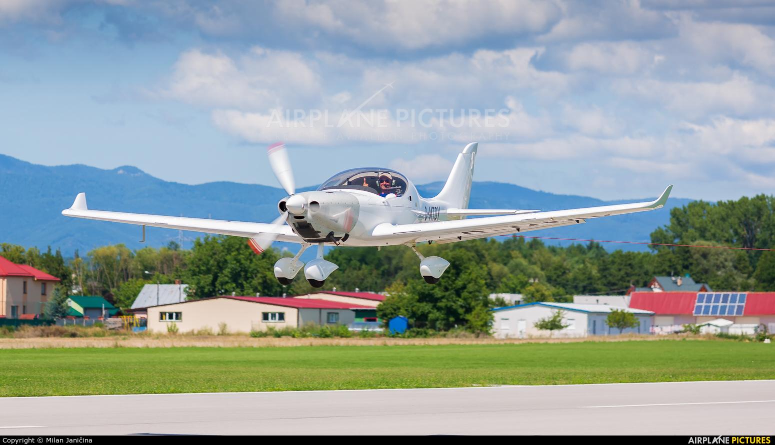 Aerospool D-MTDY aircraft at Prievidza
