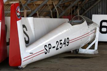SP-2549 - Aeroklub Orląt PZL SZD-30 Pirat